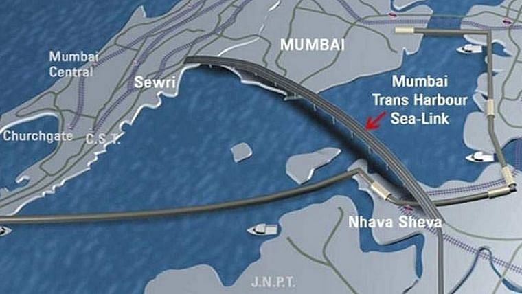 About 35% of Mumbai Trans Harbor Sealink project cost spent so far