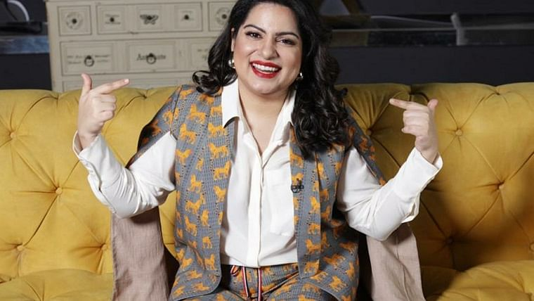 Actor-comedian Mallika Dua spills the tea on her love life