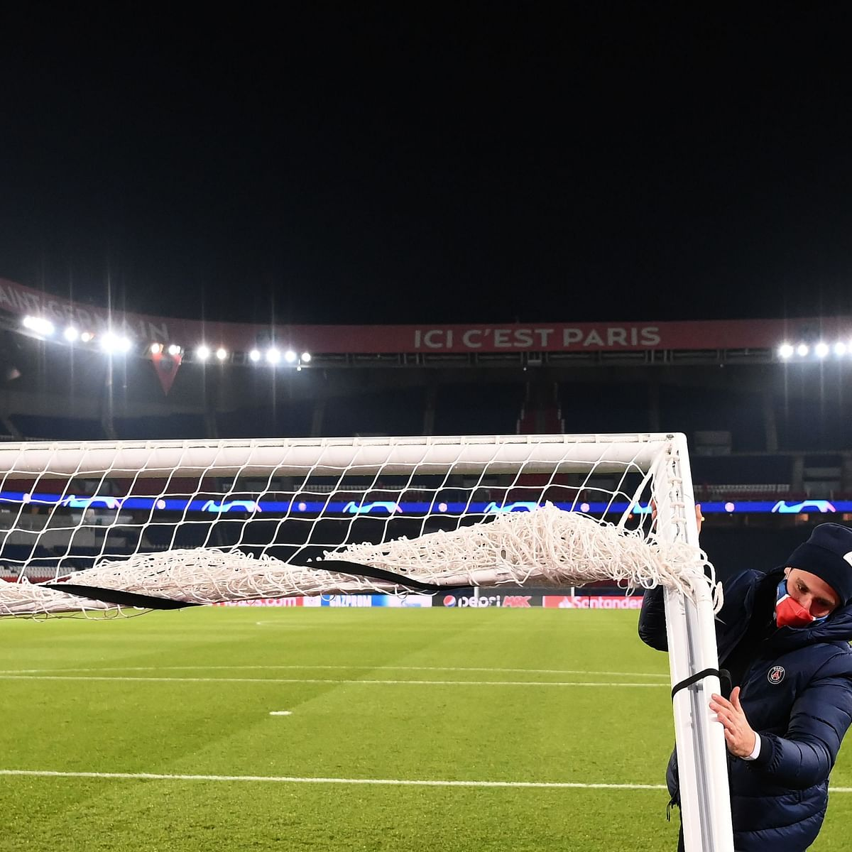 Champions League: PSG-Basaksehir match suspended after accusations of racist language by referee