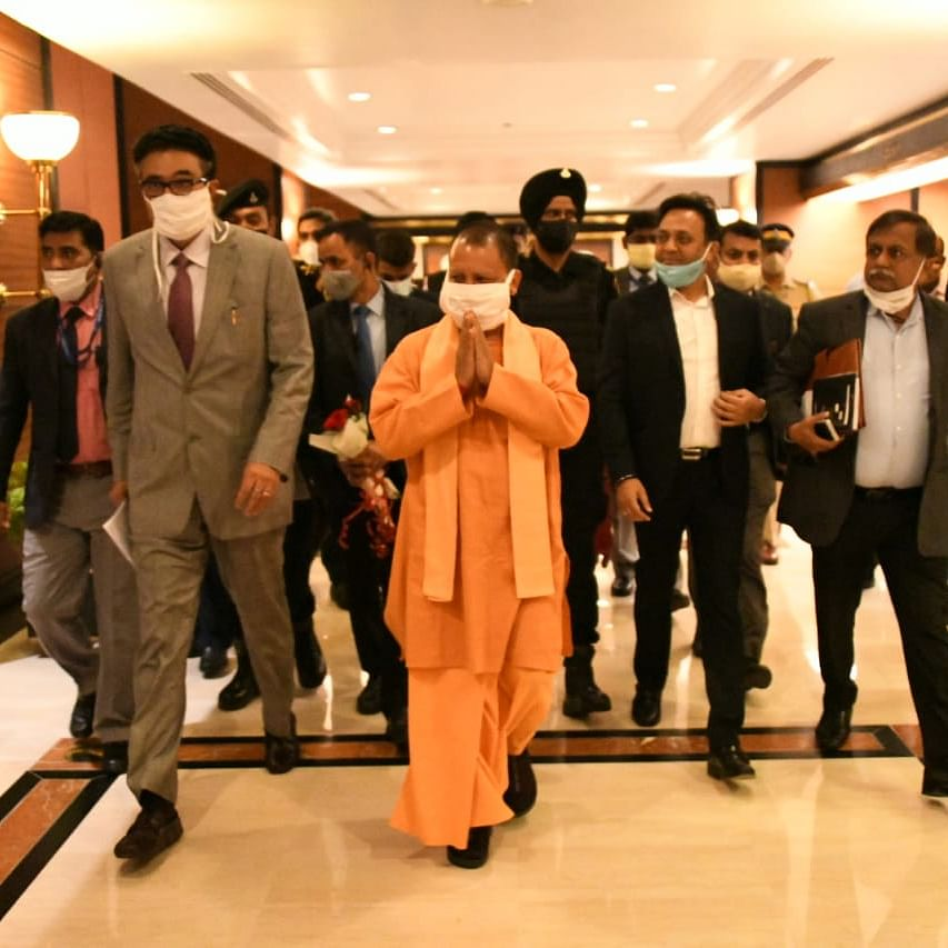 UP CM Yogi to meet Boney Kapoor, Bhushan Kumar and other Bollywood personalities