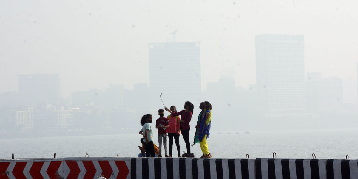 Winter chill puts Mumbai's air quality in 'poor' zone