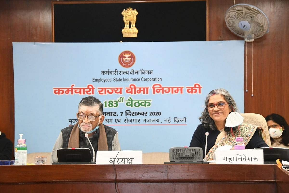 ESIC takes major policy initiatives for better services to workers