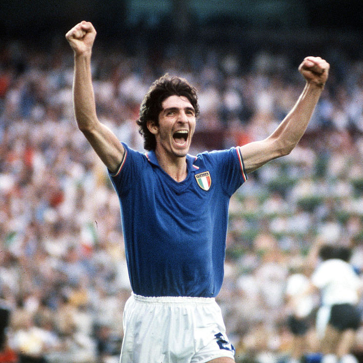Paolo Rossi, Italy's 1982 World Cup hero and football legend, passes away at 64