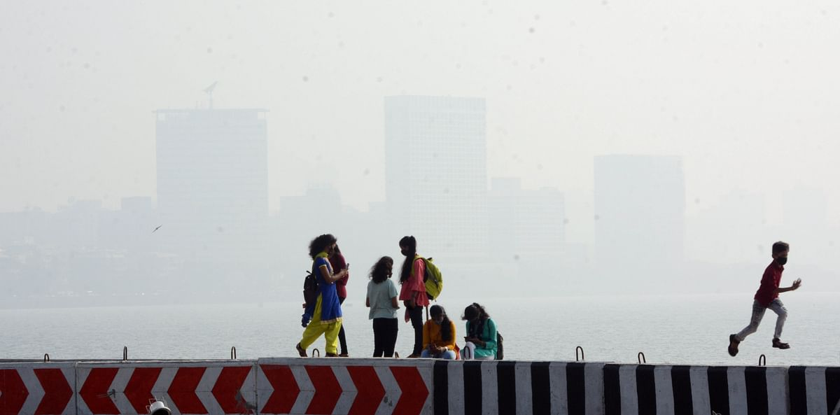 Mumbai's air quality deteriorates to poor category