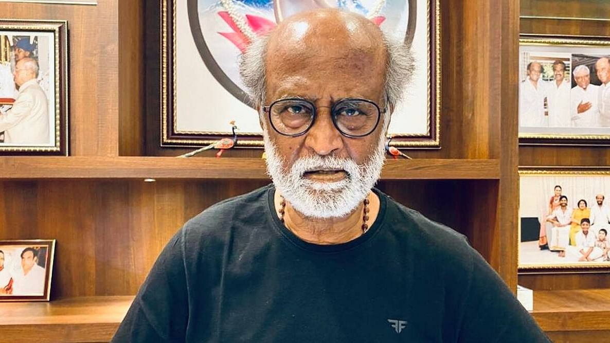 'Will serve people in whatever ways I can without entering politics': Rajinikanth