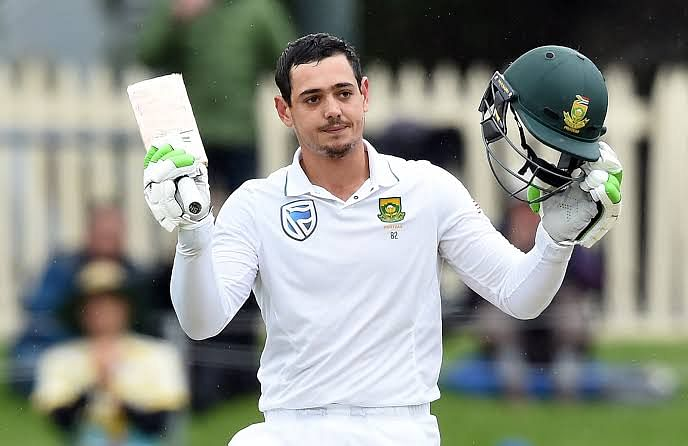 Quinton De Kock named captain of South Africa's Test squad for Sri Lanka series