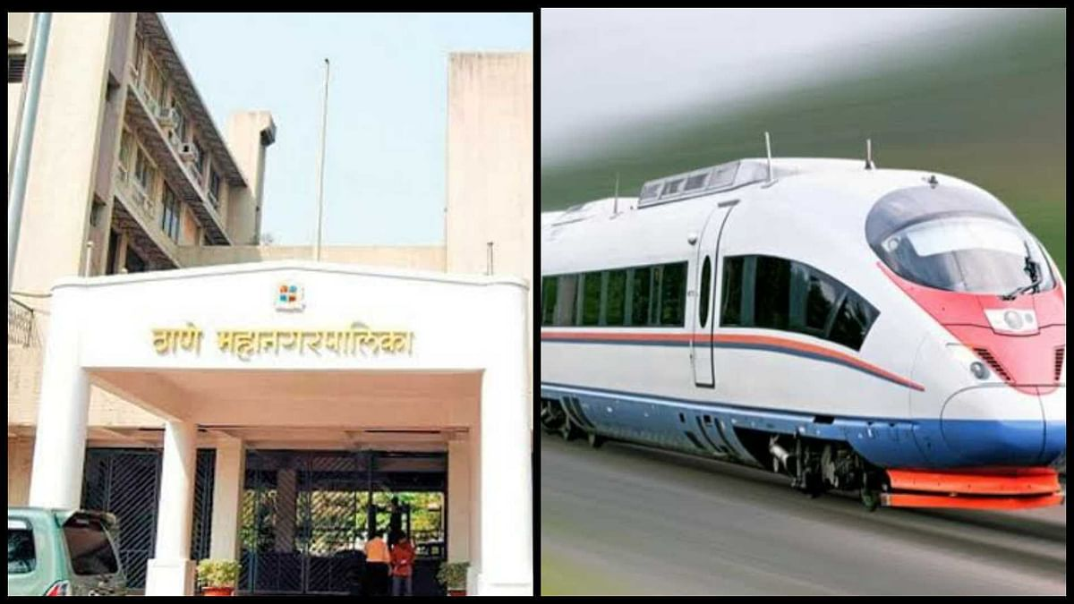 Thane: TMC rejects proposal of land compensation of 2,000 hectare land for bullet train route