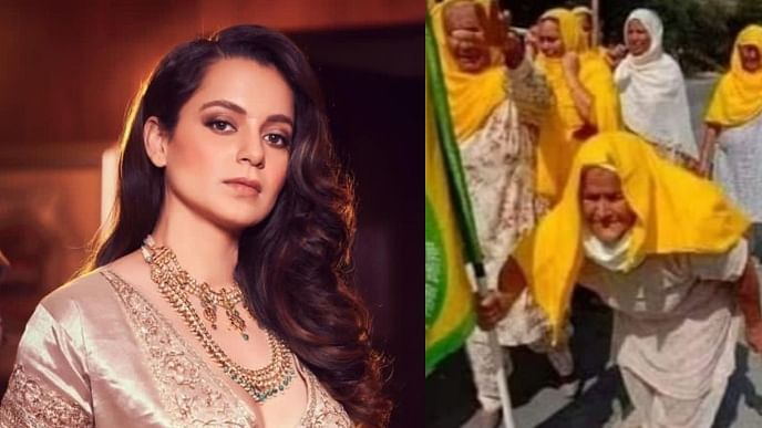 Kangana Ranaut slapped with defamation suit for tweet comparing farmer protester with Bilkis Bano