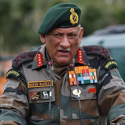 India concerned about US pullout from Afghanistan: General Bipin Rawat