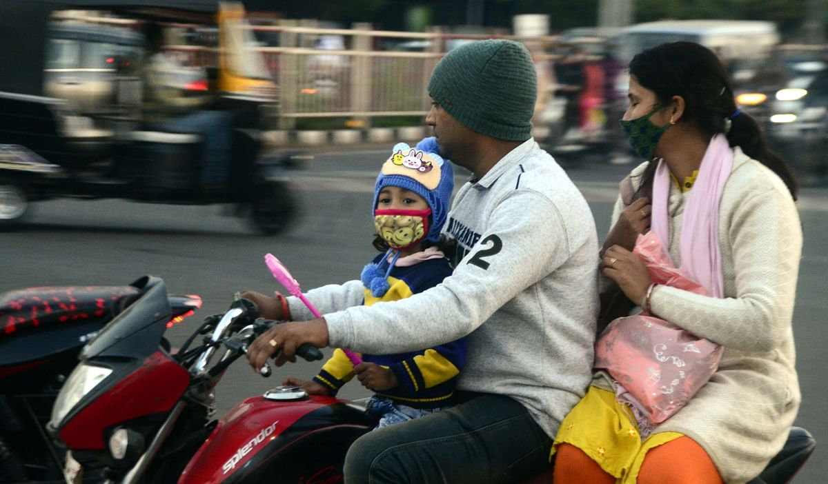 Madhya Pradesh to witness sharp fall in temperatures after December 29
