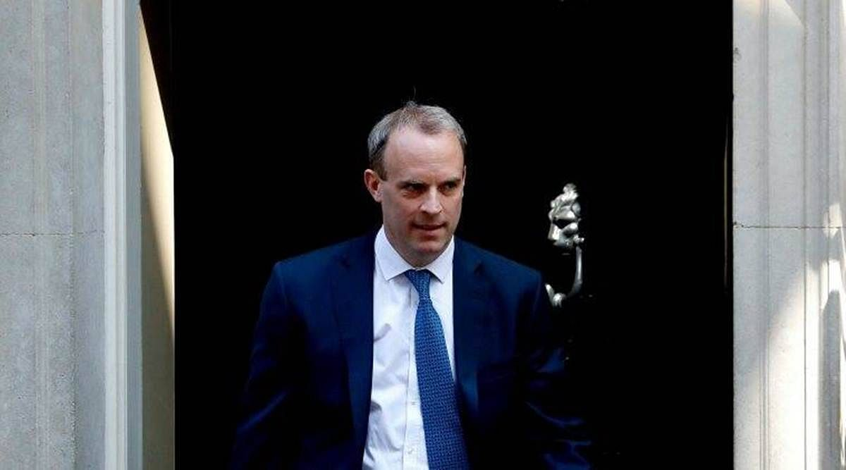 UK Foreign Secy Dominic Raab announces 'enhanced trade partnership' with India to boost bilateral trade, investment