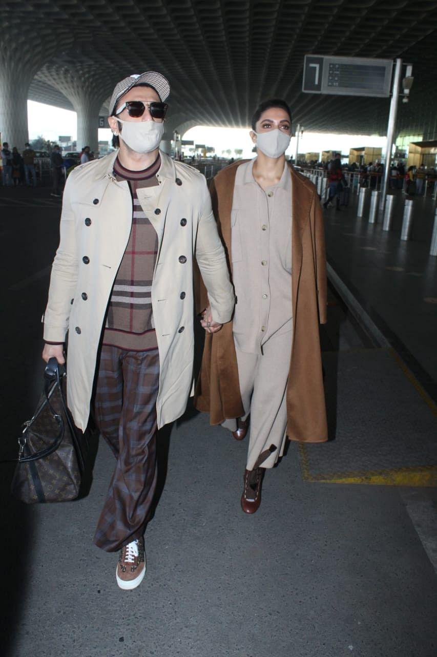 In Pics: Power couples Ranveer-Deepika, Ranbir-Alia jet-off for New Year vacay