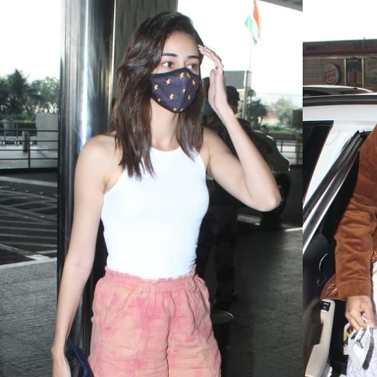 Ananya Panday, Ishaan Khatter add fuel to dating rumours as they jet-off to the Maldives for New Year 2021