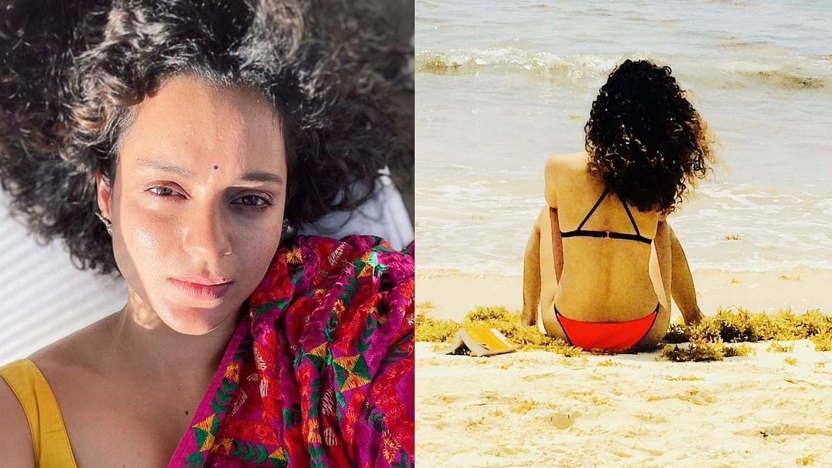 Kangana Ranaut reminisces her Mexico trip with steamy bikini picture