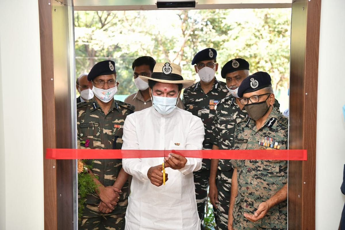 Central Reserve Police Force establishes world-class centre for its Divyang Warriors