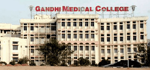 Madhya Pradesh: Medical teachers' body of Gandhi Medical College protest against anomalies in recruitment of assistant professors