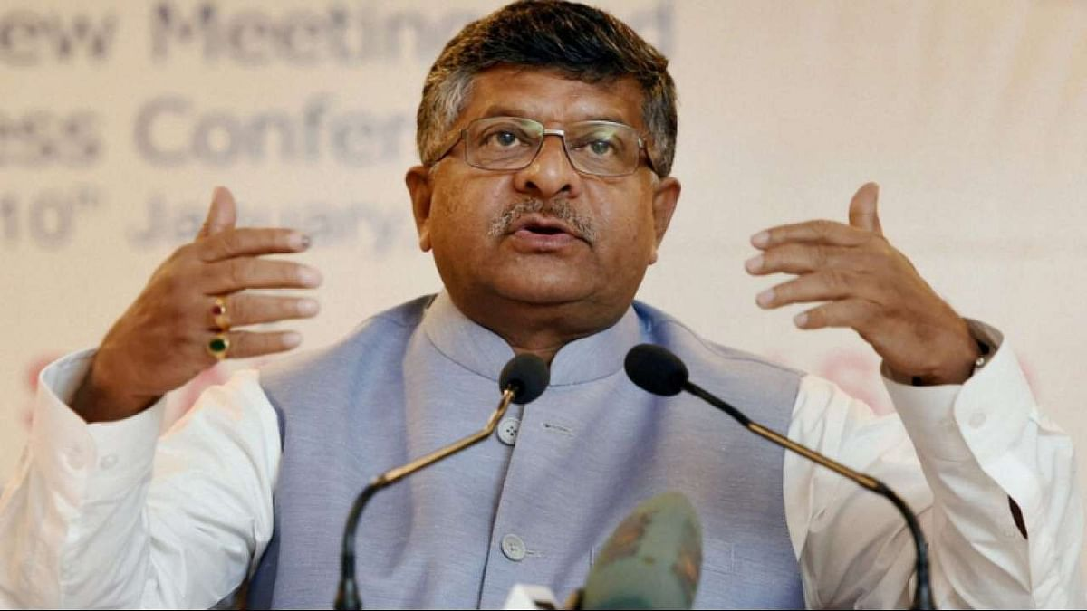 Modi govt to deal sternly with 'Tukde Tukde gang' trying to take advantage of farmers stir: Ravi Shankar Prasad