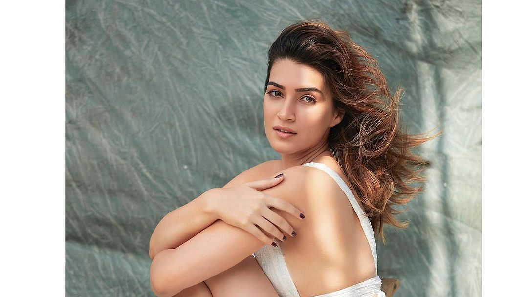 Kriti Sanon confirms she's tested positive for COVID-19, says 'I'm gonna ride this tide'