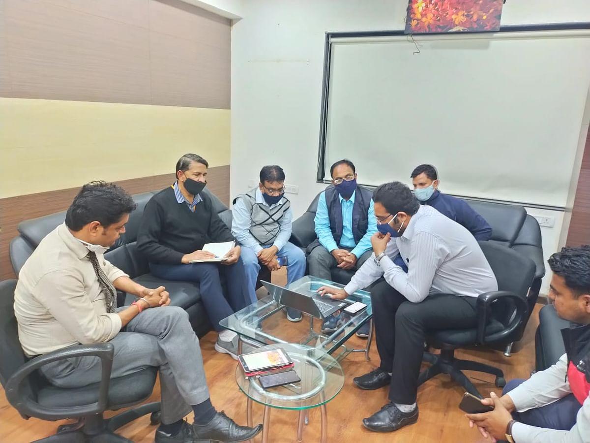 Ujjain: HDFC bank to develop App for Mahakal Temple