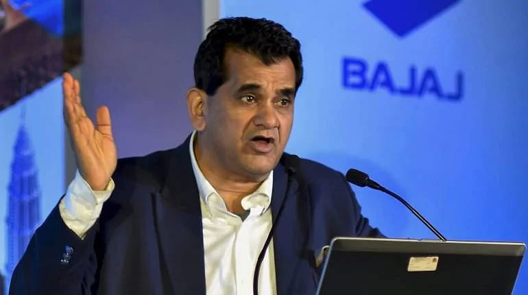 After 2/3 wheeler EV push, government should shift focus on public transport: Niti Aayog's Amitabh Kant