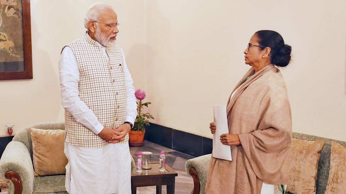'That's why we were concerned when Didi got injured...': PM Modi says he is praying for Mamata Banerjee's well-being