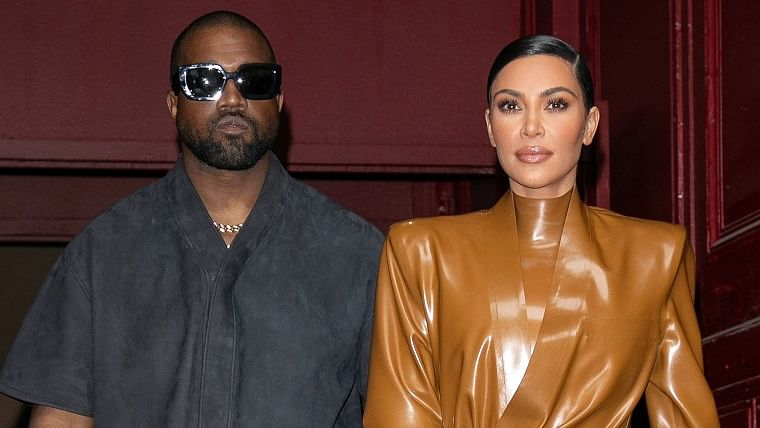 Keeping Up with Kimye: Despite being together, Kim Kardashian and Kanye West 'living separate lives