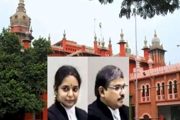 Couples as HC judges, in same court :  Interests of justice served, doubly so?