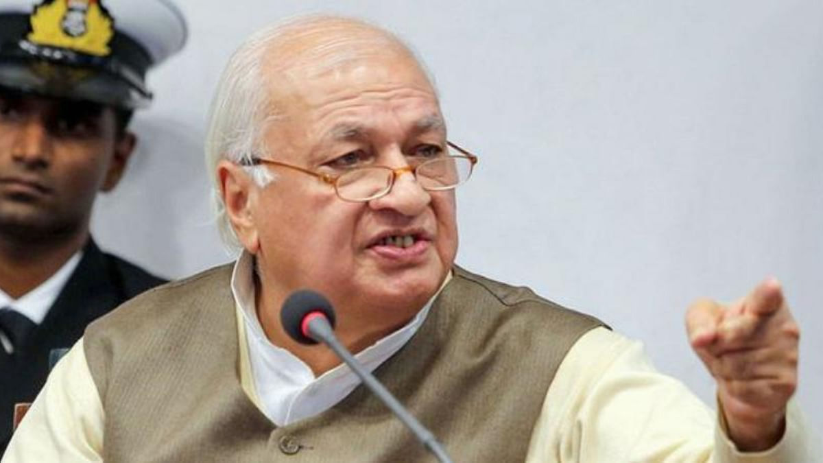 Kerala Guv Arif Mohammad Khan attacks Centre over farm laws in his Budget session address