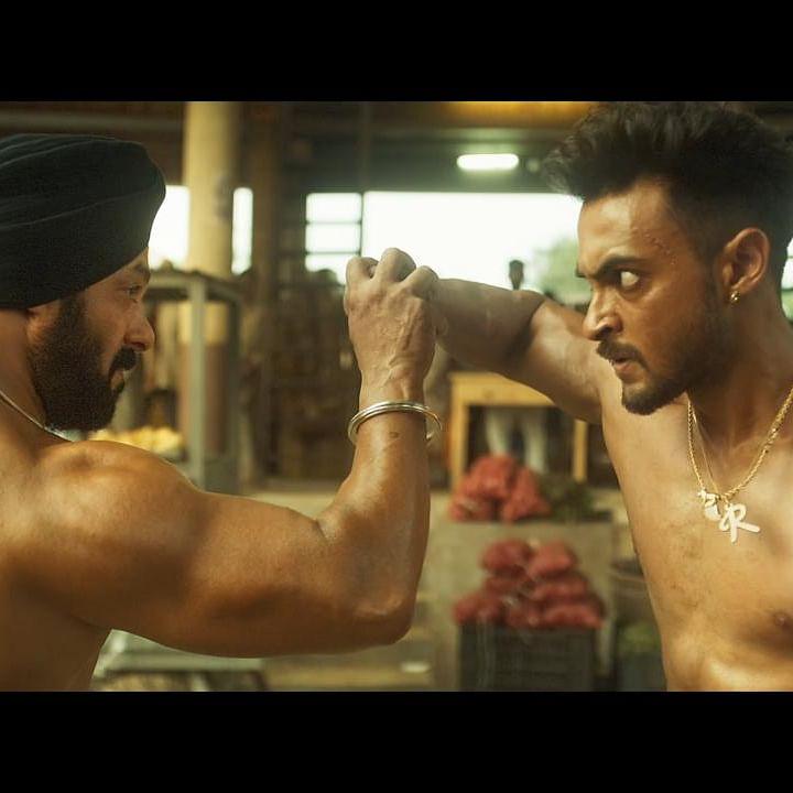 Antim -  The Final Truth: Salman Khan unveils Aayush Sharma's power packed first look