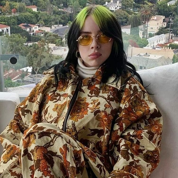 Billie Eilish reacts to losing 100,000 followers on Instagram after posting pictures of bare breasts