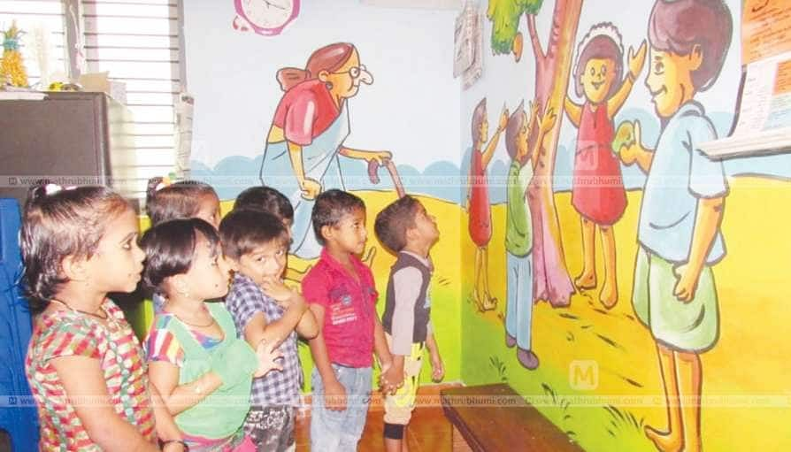 Madhya Pradesh: A Khargone's Aanganwadi worker helps child to survive and gain health
