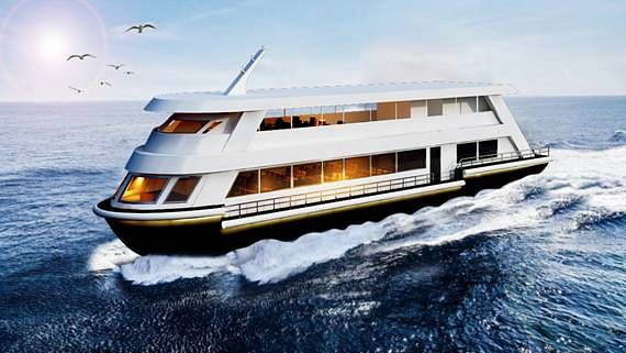 Luxury cruise based on Ramayan to be launched in Ayodhya's Saryu River soon