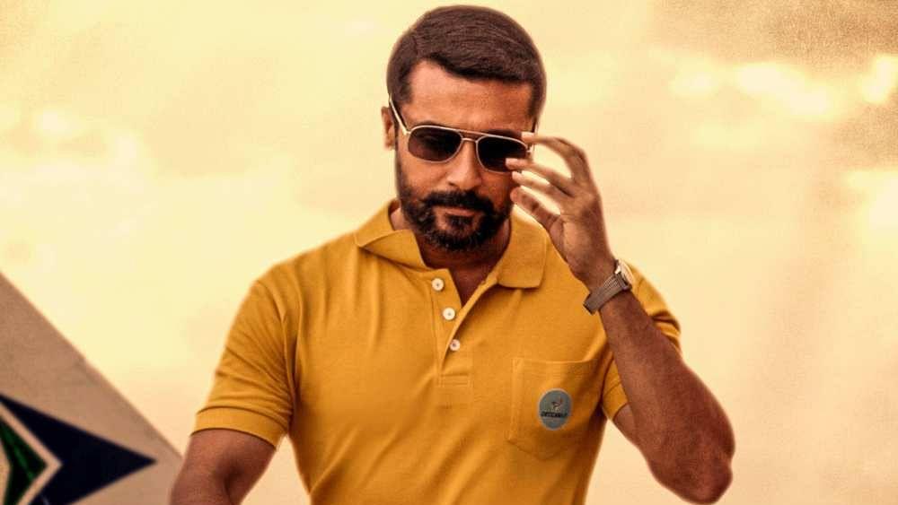Suriya's 'Soorarai Pottru' to be screened at Golden Globe Awards 2021