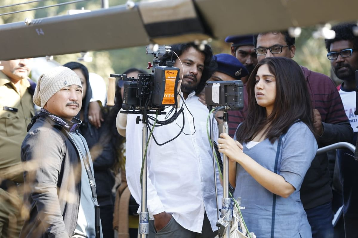 Madhya Pradesh: SHOW BEGINS: Shooting of half a dozen movies and web series completed post Covid lockdown in state