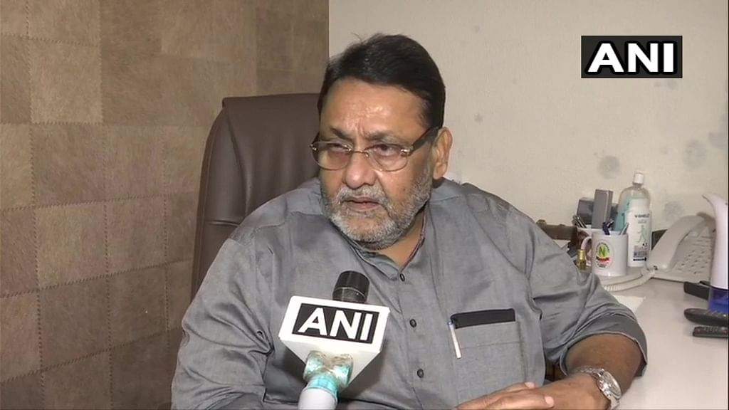 'BJP misusing powers': NCP's Nawab Malik says Centre trying to destabilise Mamata govt in Bengal