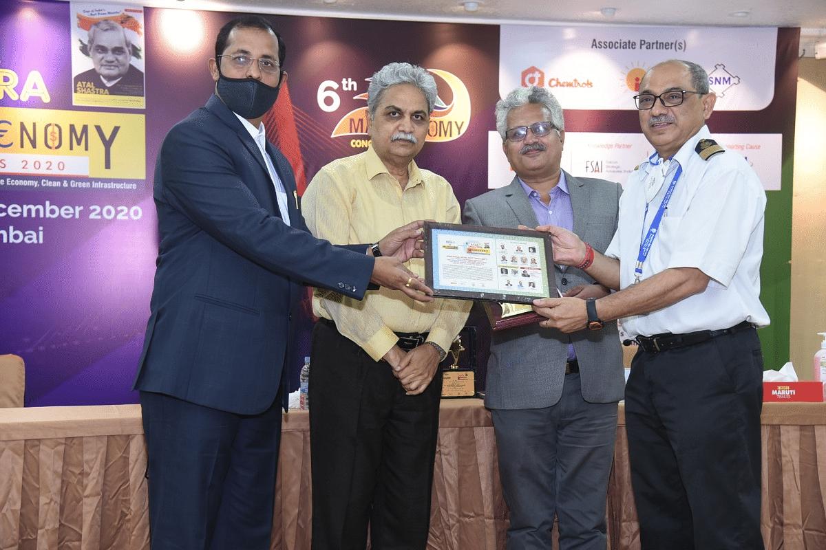 Jawaharlal Nehru Port Trust bags 'Best Global Port in India' award