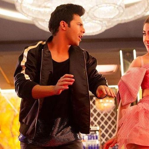 Varun Dhawan, Sara Ali Khan's 'Coolie No 1' most viewed film on OTT in 24 hours