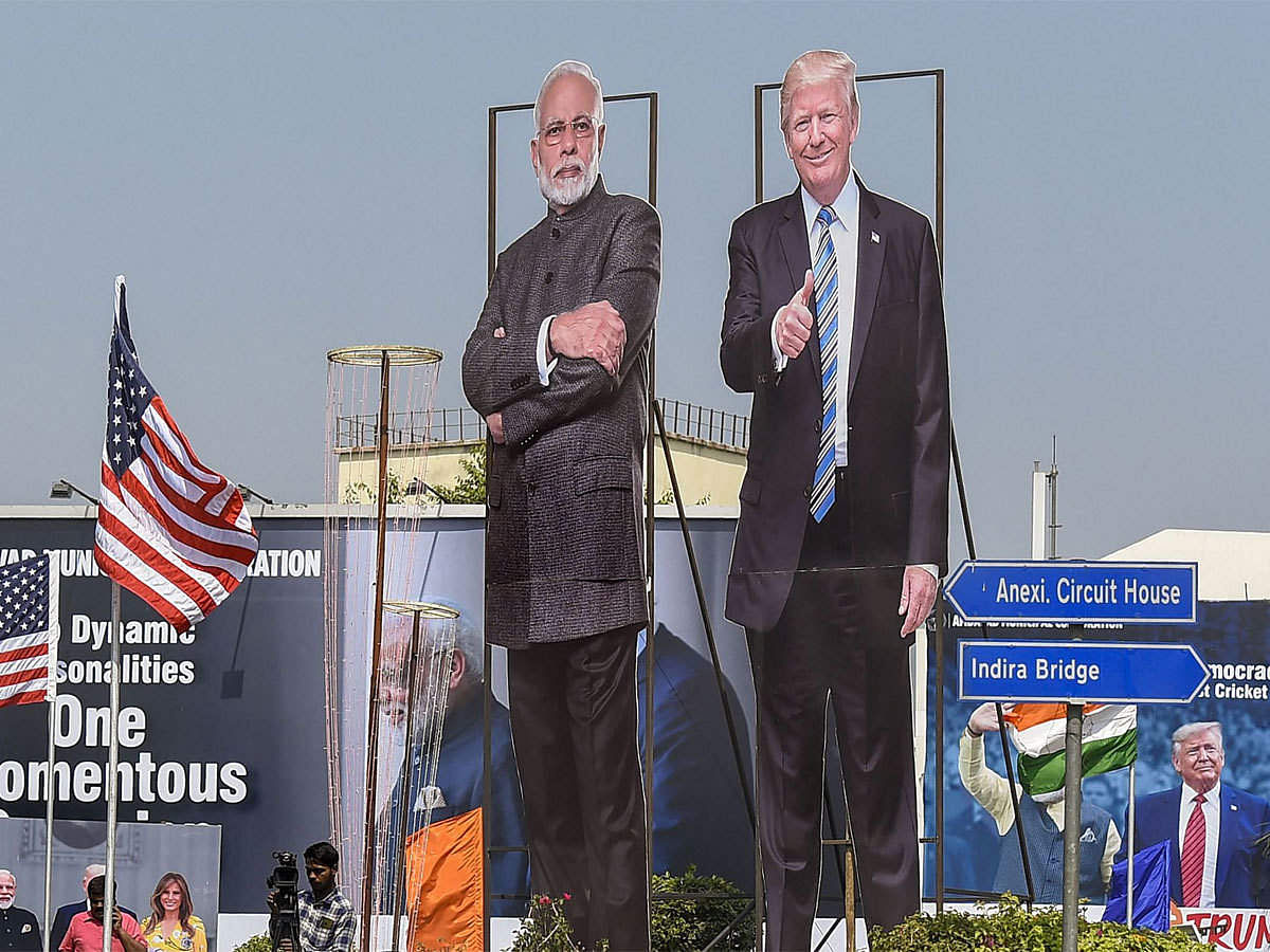 Tracing the Modi-Trump relationship in 2020 — here's what it meant for India-US ties
