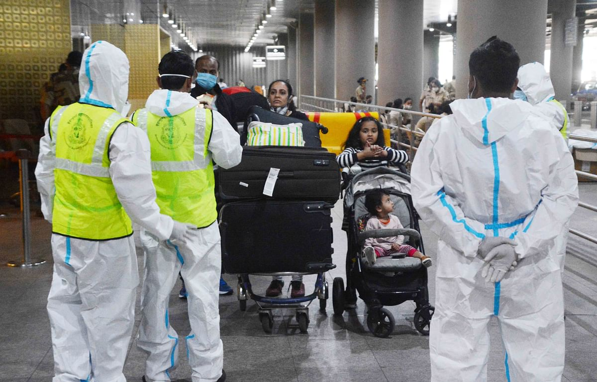Thane Municipal Corporation traces all 235 UK returnees