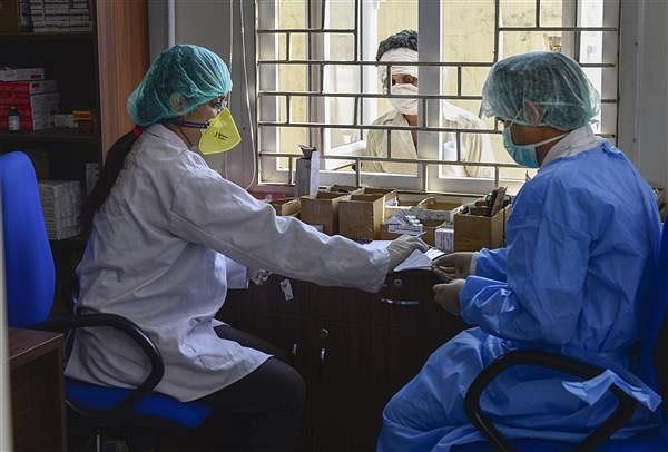 Covid-19 pandemic: Doctors cannot be blamed for flaws in healthcare system