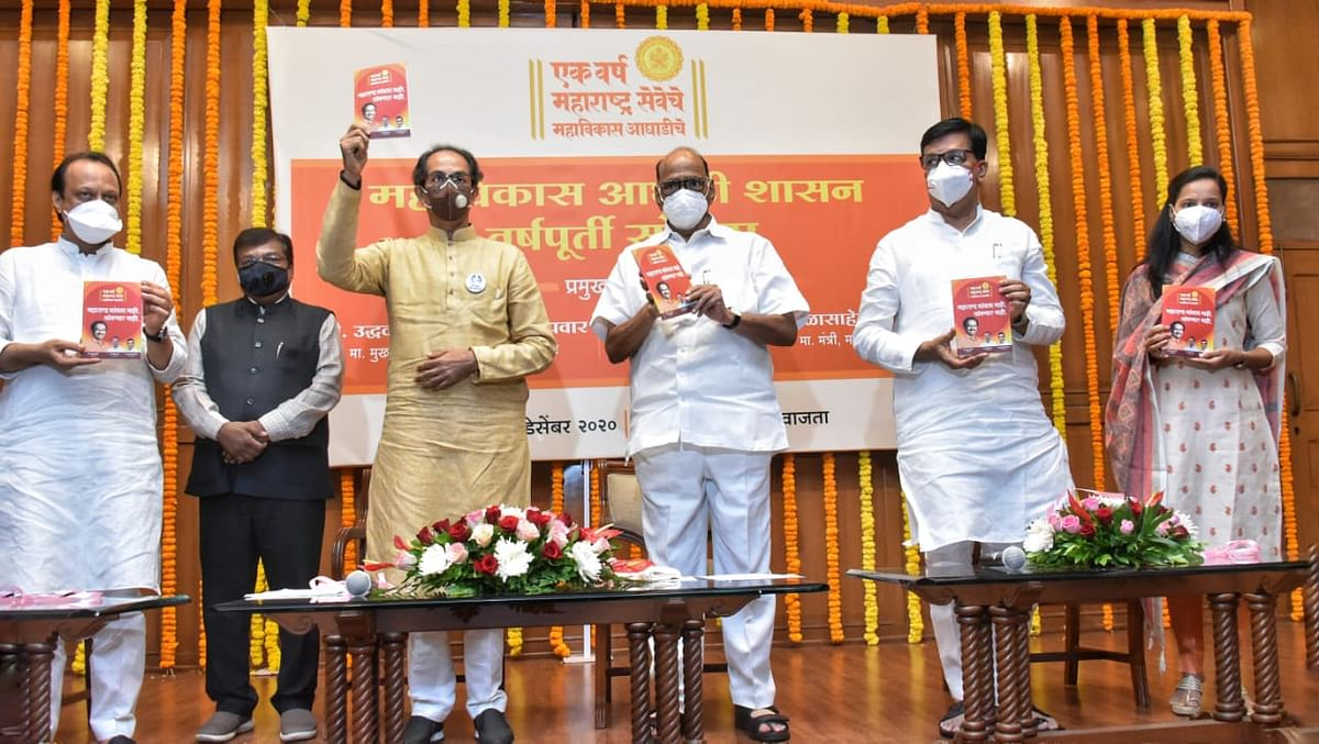 Prepared to face any political crisis, says CM Uddhav Thackeray