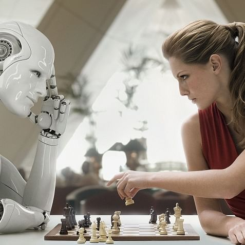 New research shows robots can also encourage people to take greater risks