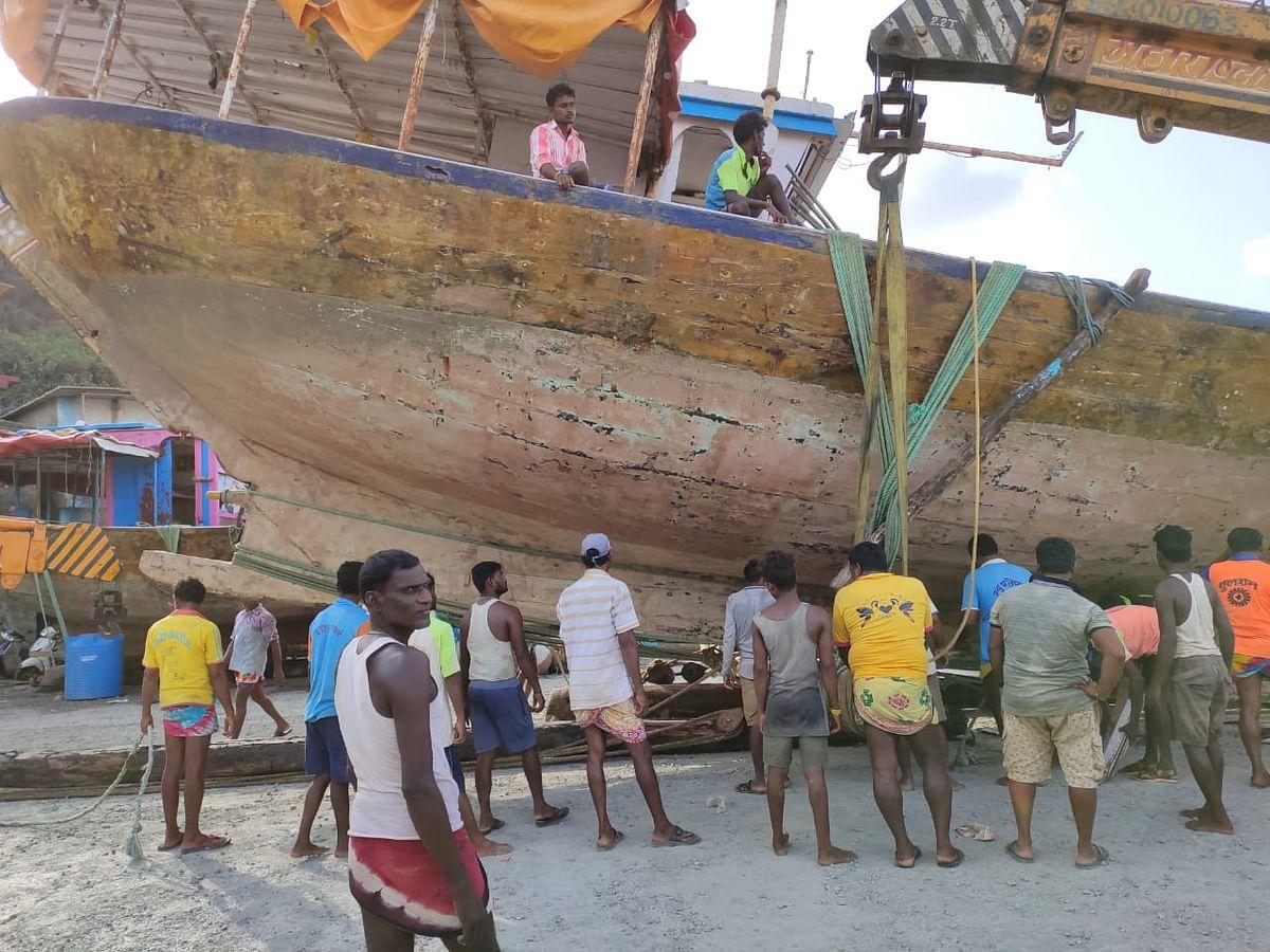 Uttan: Fishermen skeptical about success of bio-toilets on boats