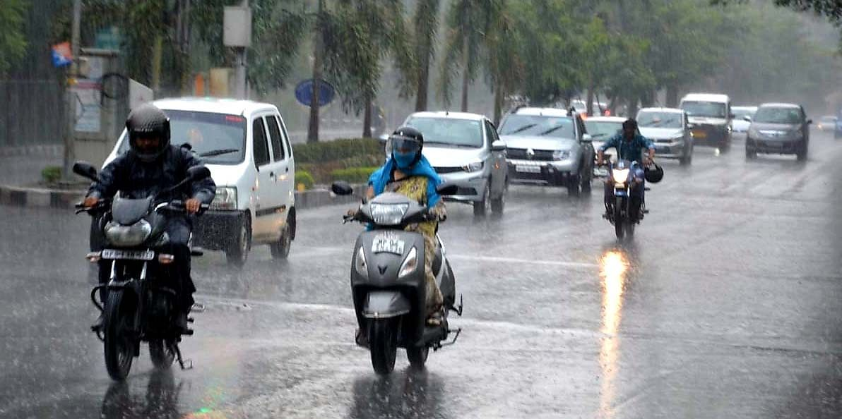 After untimely rain, hailstorms in store  in Vidarbha and Marathwada