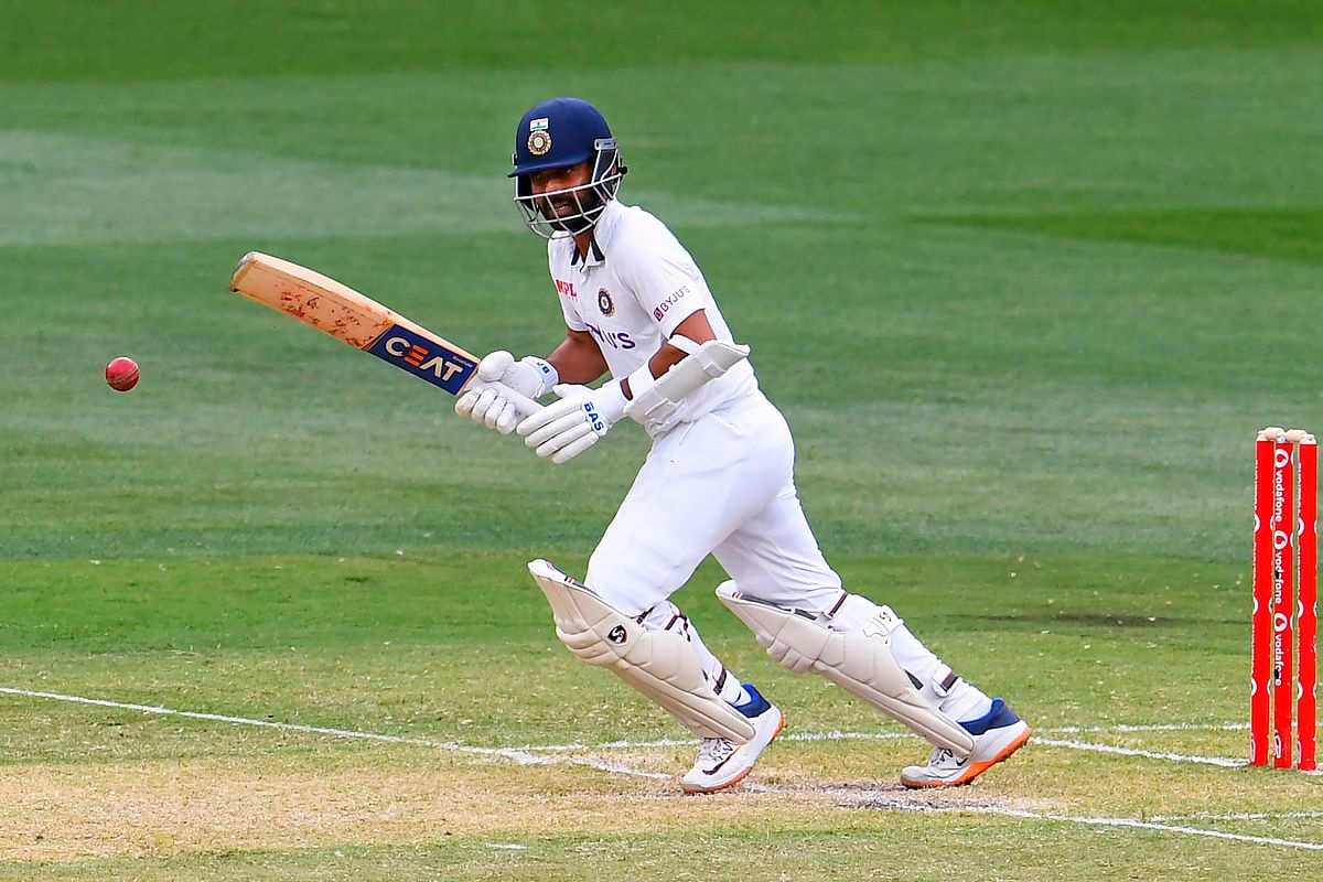 Boxing Day Test: Skipper Ajinkya Ranahe knocks off the Adelaide devil to put India in front along with Jadeja