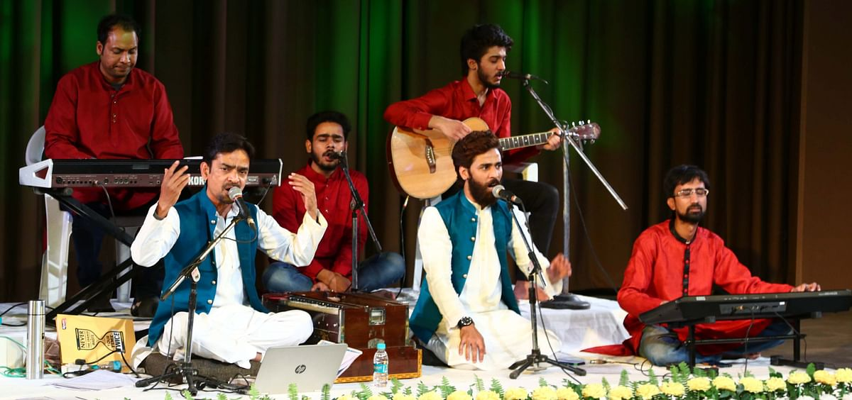 Bhopal: Rang Band's Sufi performances mesmerise the audience at Gamak-3