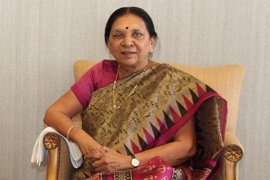 Governor Anandiben Patel