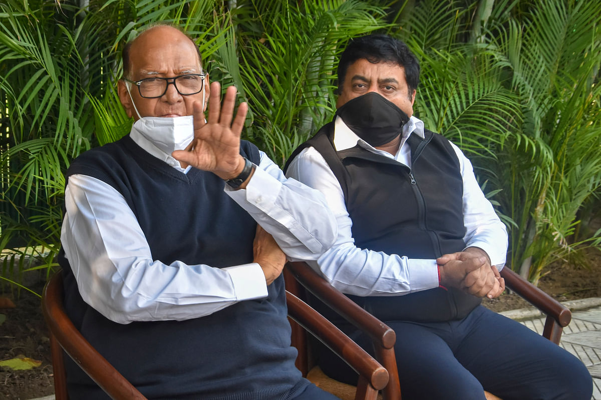 Farmers' Protest: Sharad Pawar to meet President Kovind; moderate response to 'Bharat Bandh' in Maharashtra