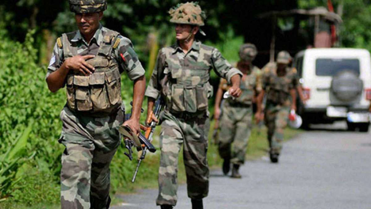 Centre declares entire Nagaland as 'Disturbed Area' under AFSPA for six months