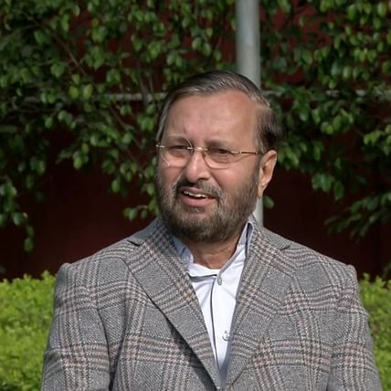 'We condemn this attitude': Prakash Javadekar after Rahul Gandhi walks out of parliamentary defence panel meeting